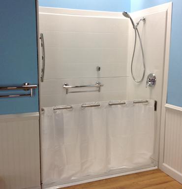 KR Specialties Caregiver Curtain
